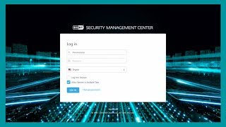 Install ESET Security Management Center Server using All-in-One Installer