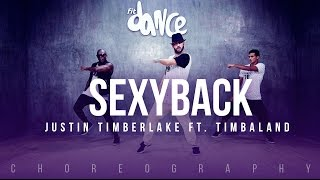 SexyBack - Justin Timberlake ft. Timbaland | FitDance Life #TBT (Choreography) Dance Video
