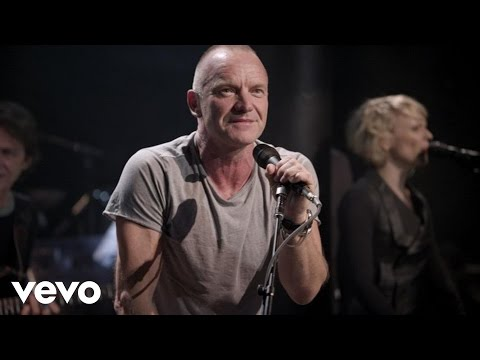 Sting - What Have We Got? (Live At The Public Theater)