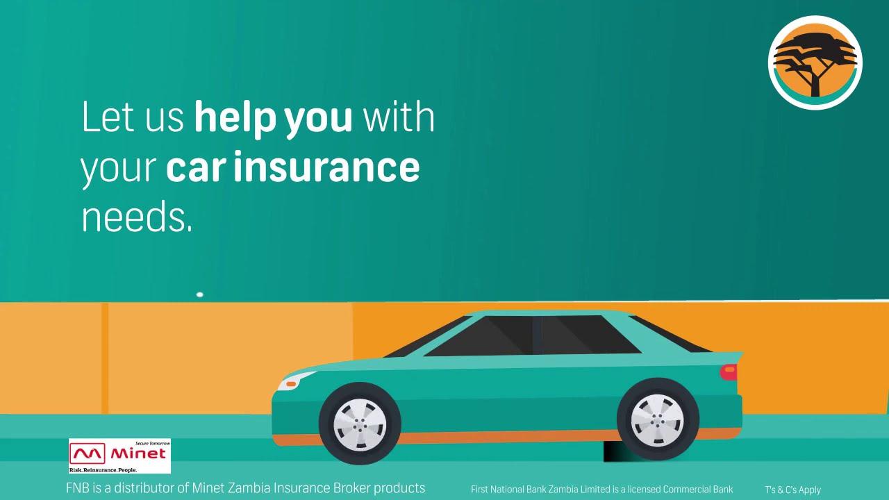 Download FNB Motor Vehicle  Insurance