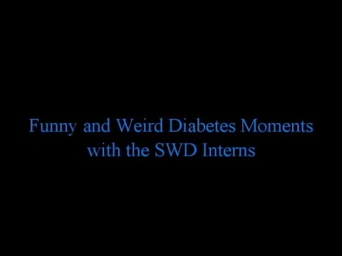 Funny and Weird Diabetes Moments