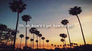 Redbone- Childish Gambino (Lyrics)