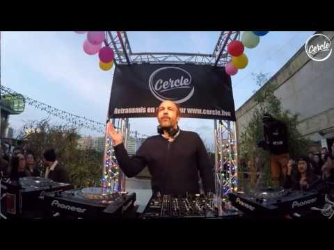 Etienne de Crécy Spring Mix 2017 @ Wanderlust Paris for Cercle