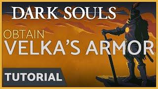 Dark Souls: How to get Velka's Armor Set
