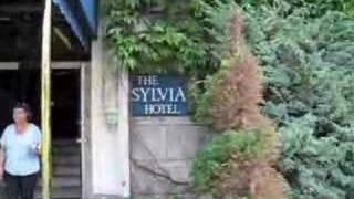 Sylvia Hotel, in Vancouver