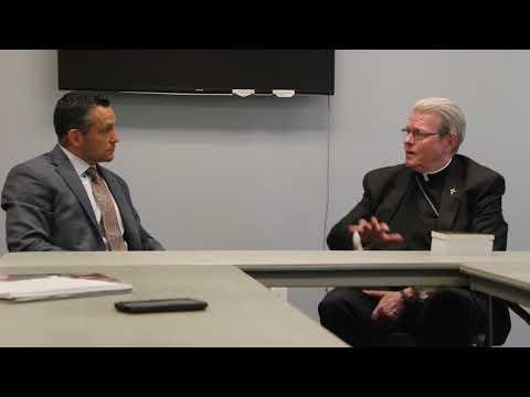 Hard As Nails Meets Bishop Scharfenberger