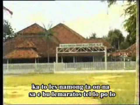 LAGU MADURA  - PANEMBAHAN RONGGOSUKOWATI (rita Yulhardini).flv