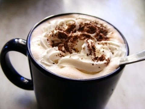 """Espresso with Whipped Cream"" ""Coffee Recipes"" [ASMR]"
