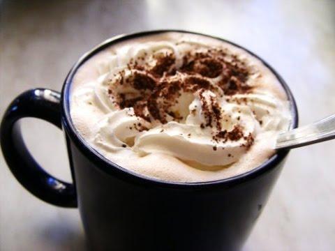 """Espresso with Whipped Cream"" ""Coffee Recipes"" [ASMR"