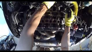 Big Turbo Sti Build Cylinder Head Removal – FMC