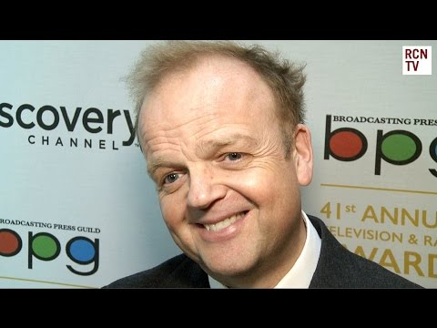 Marvellous Toby Jones