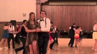 2013 Texas Ballroom Dance Competition/Salsa