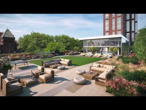 Check out the amenities at the Hub, BK's tallest tower