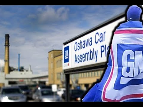 GM Oshawa Shuts Down, Leaving Thousands Jobless!
