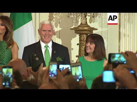 Irish PM: Irish immigrants share 'American Dream'