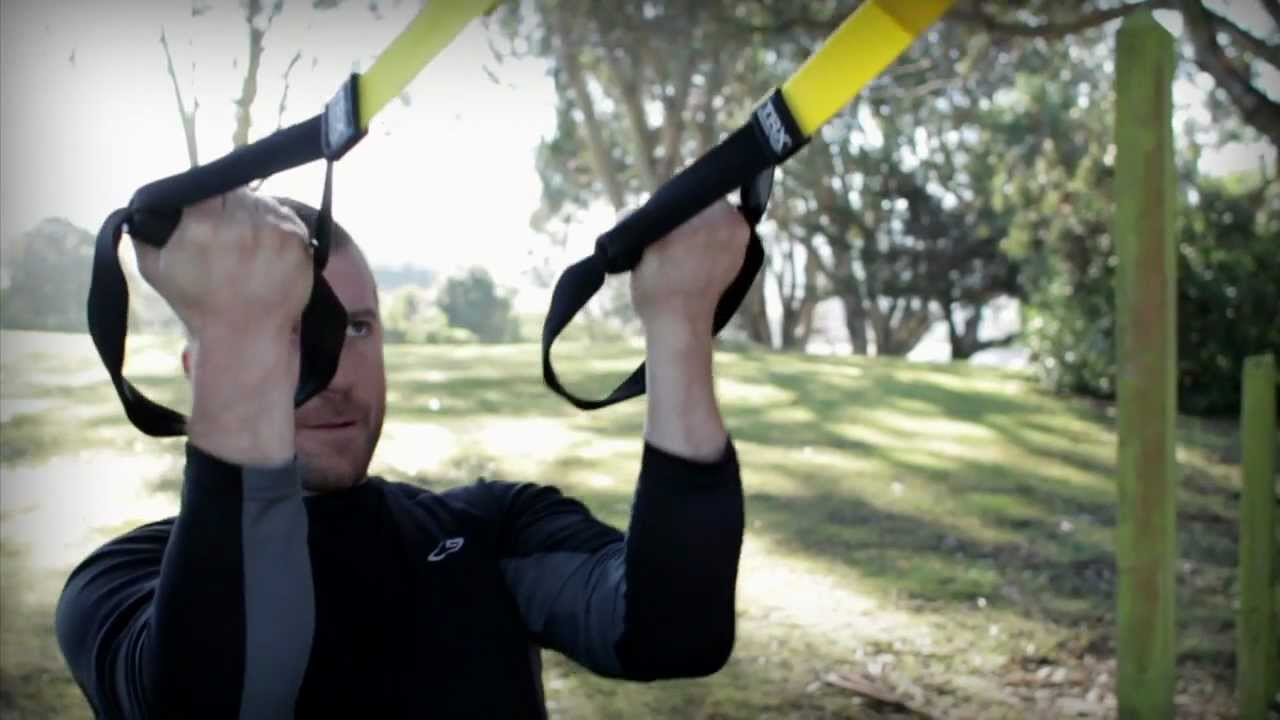 b1b24750b48ac2 New TRX Pro Suspension Training Kit - YouTube