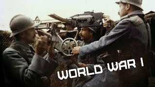 World War I in colour (1914-1918) • Первая Мировая Война в цвете (1914-1918)