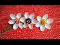 Поделки - Весенние поделки. Как сделать цветы из ложек и пластилина своими руками. Подарок маме на ДР.