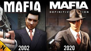 Mafia Definitive Edition vs Original | Direct Comparison