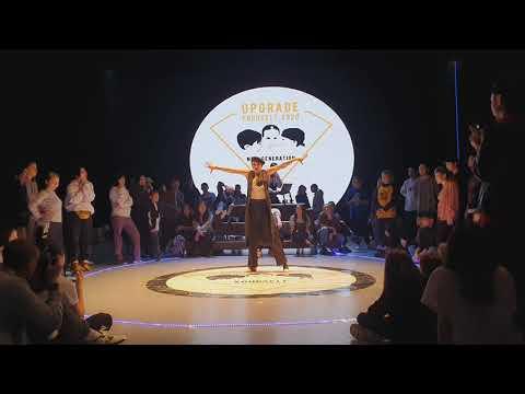 UpGrade 2020 New Generation - Waacking Judge Showcase - DaShine