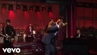 The Heavy - What Makes A Good Man? / How You Like Me Now? (Late Show with David Letterman)