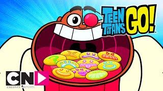Młodzi Tytani: Akcja! | Rewia Tytanów | Cartoon Network