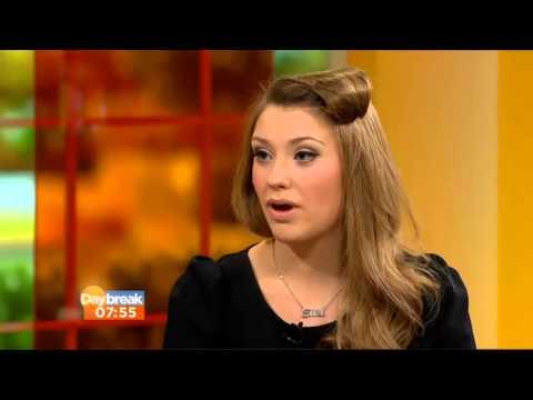 ELLA HENDERSON - X FACTOR 2012 EXIT INTERVIEW ON DAYBREAK