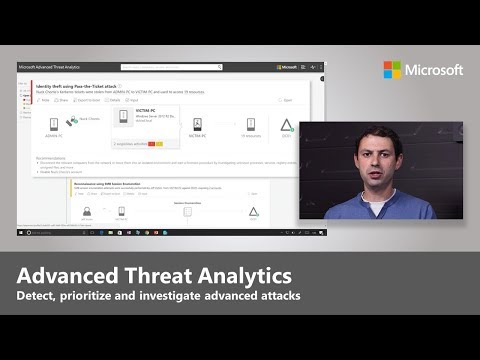 Introducing Advanced Threat Analytics for your datacenter