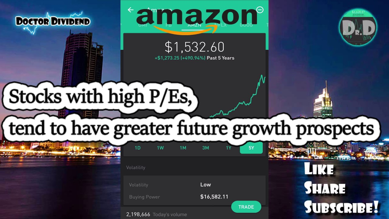 growth vs dividend investing
