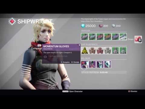 Destiny - How to get Superblack Shader!