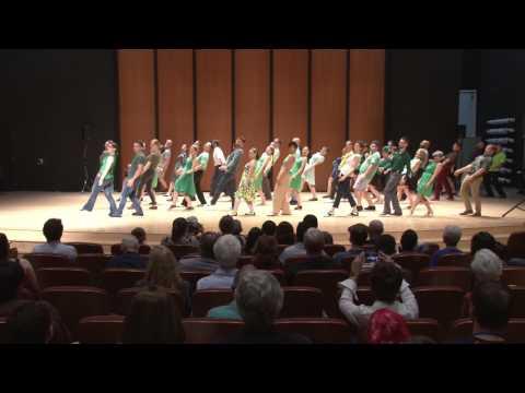 Beantown 2017 Class Performances - Evita & Michael's Green Track