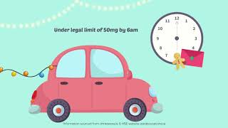 Driving safely this Christmas - be informed, know the facts