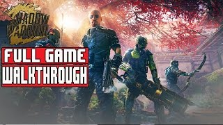 SHADOW WARRIOR 2 Gameplay Walkthrough Part 1 FULL GAME (1080p) - No Commentary