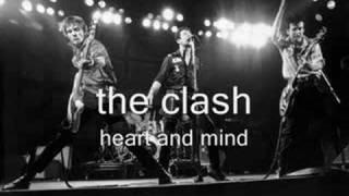 The Clash - Heart And Mind  vanilla tape demo