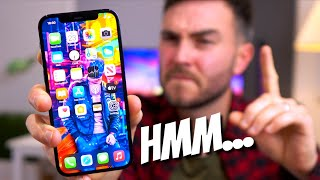 24 Hours With iPhone 12 Pro - TROUBLESOME!