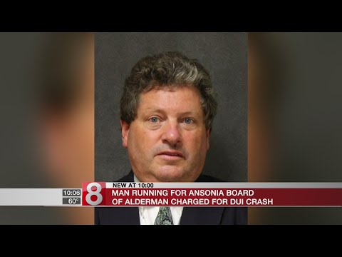 Candidate for Board of Alderman in Ansonia arrested for DUI