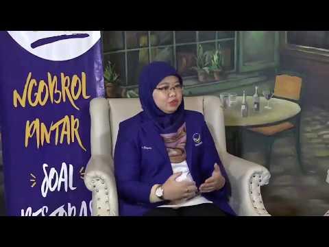 Kesiapan Internal & Kesekretariatan NasDem Hadapi Pemilu 2019