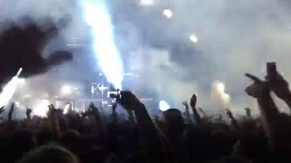 Eric Prydz vs deadmau5 b2b Day of the Dead 2014 Pt.1