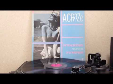A Craze - She Is So (12inch)