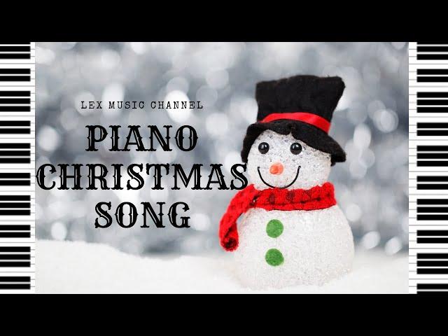 Let it snow! - We wish you a merry Christmas - Feliz Navidad - Piano Christmas song - Natale 2019