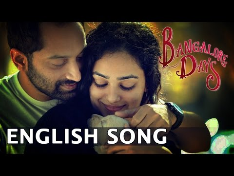 BABY I NEED YOU | Bangalore Days Songs | Dulquar Salman | Nazriya | Nithya Menon | Fahadh Faasil