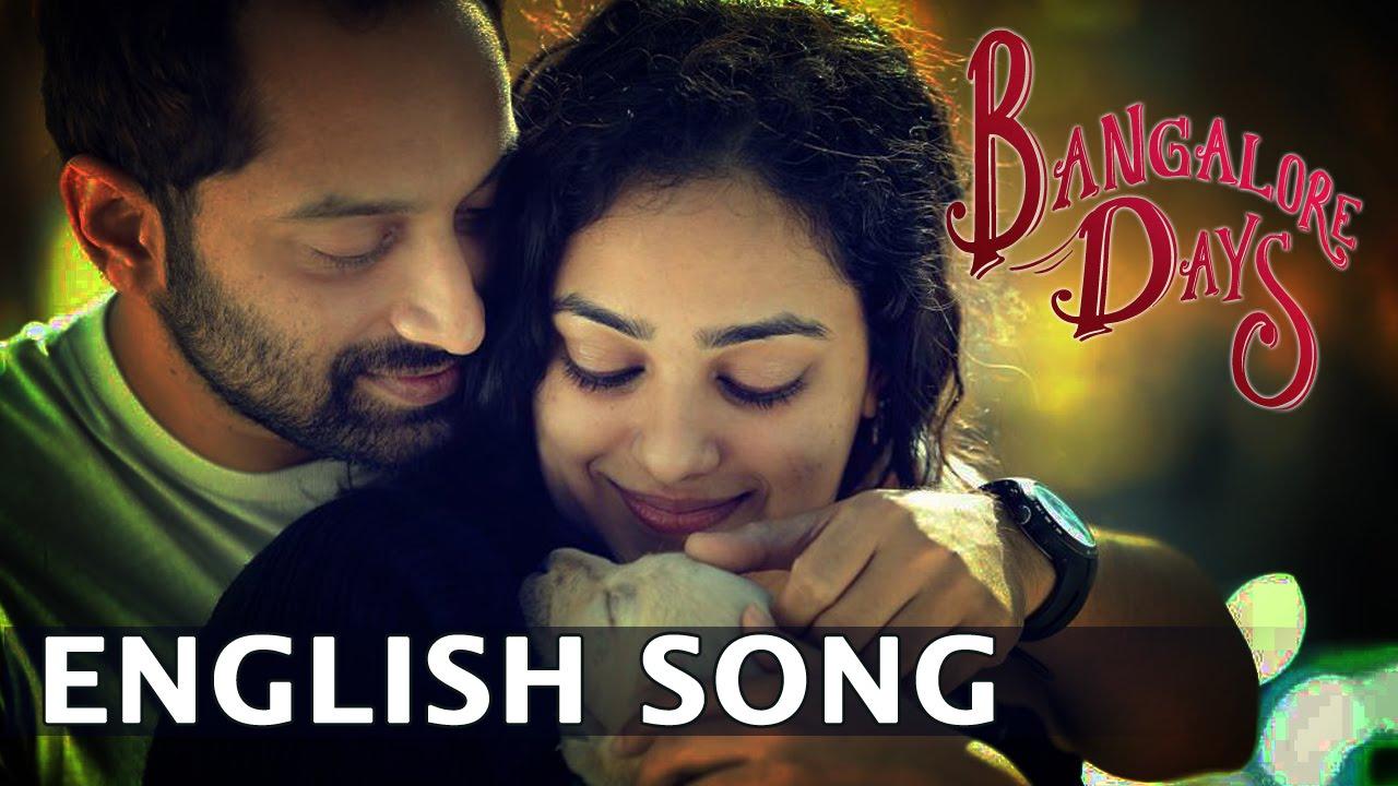 Baby I Need You Bangalore Days Songs Dulquar Salman Nazriya
