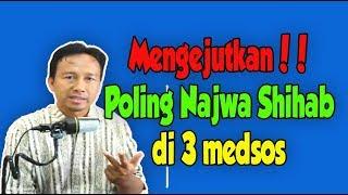 Download Video Mengejutkan!! Hasil Akhir Pooling Najwa Shihab di 3 Sosial Media MP3 3GP MP4