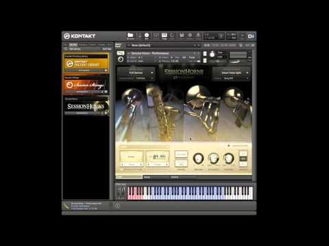 Session Horns - Smart Voice Split