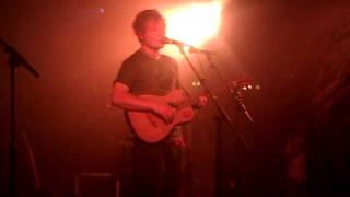 Ed sheeran - Little bird. - Norwich Waterfront 12/7/11