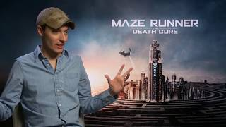 MAZE RUNNER : DEATH CURE Wes Ball Interview - Talks About The Dylan O´Brien Set Accident