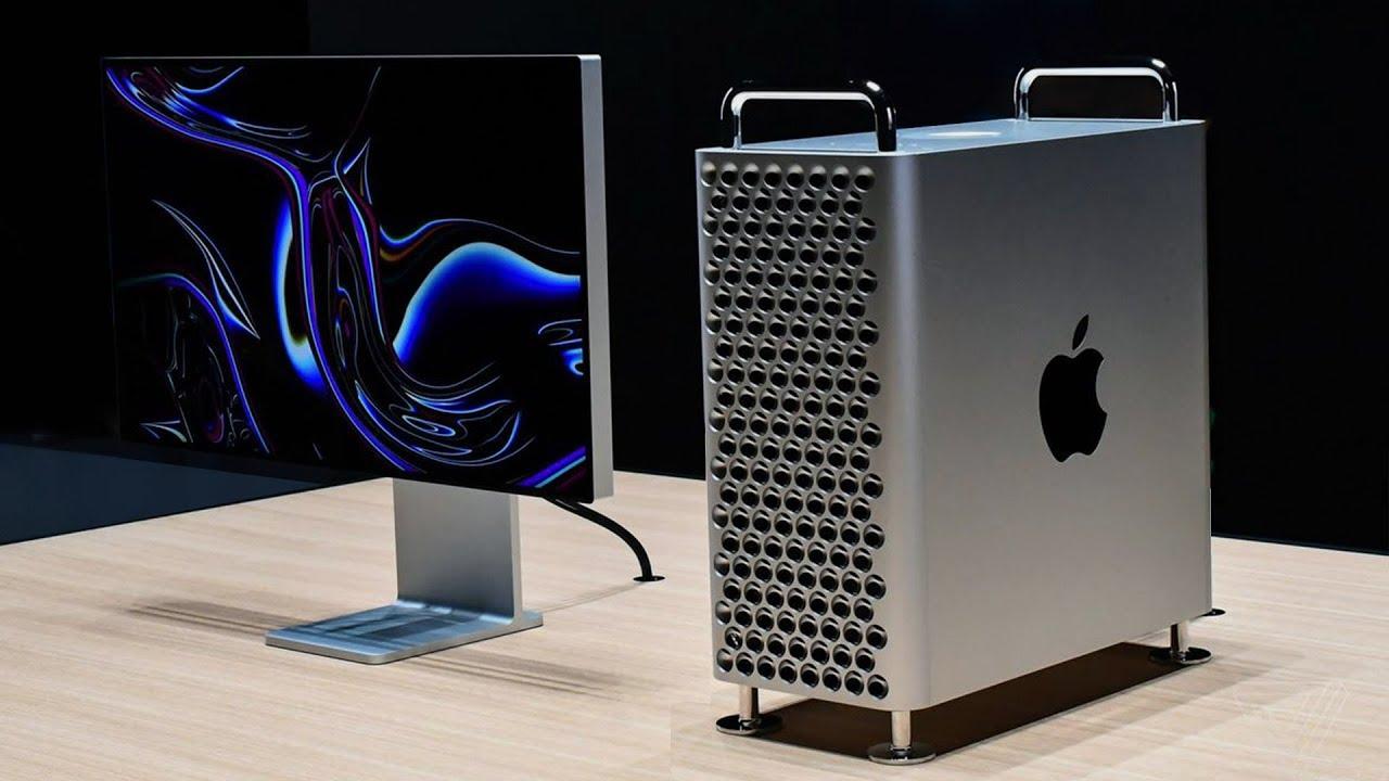 Trên tay Mac Pro 2019  đầu tiên tại Việt Nam