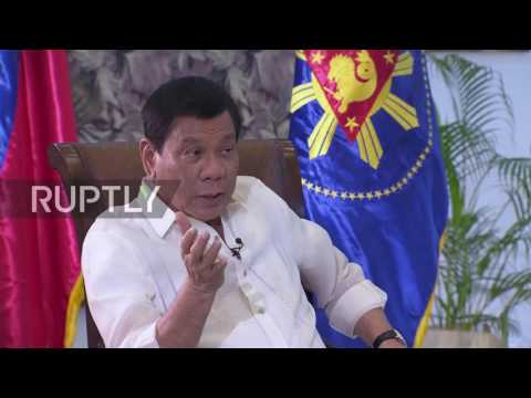 Philippines: 'You must be kidding!' Duterte defies US to treat Philippines as a colony