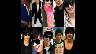 Jerry yan and lee min ho