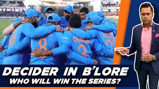 Series DECIDER in Bengaluru - Can INDIA WIN?   #AakashVani   #INDvsAUS 3rd ODI Preview